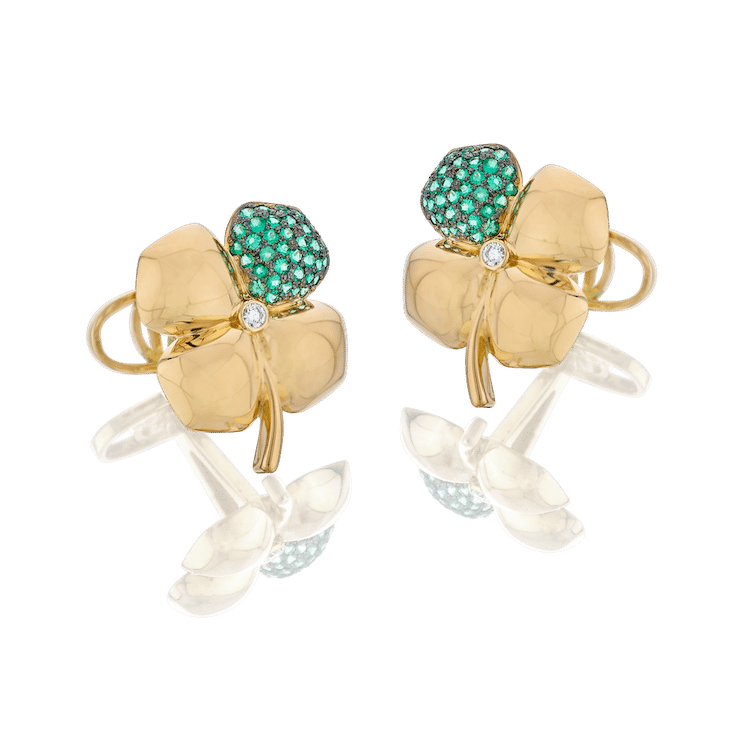 The Clover - Smart Line - Oh My Got Cufflinks
