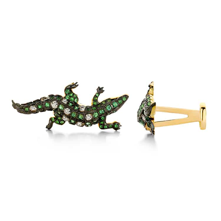 Crocodile Dandy - Oh My Got Cufflinks