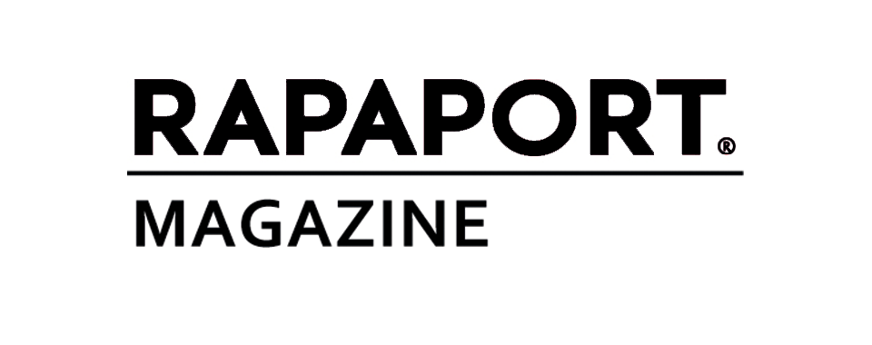 Rapaport Magazine - logo